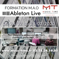 Formation MAO ABLETON Nantes