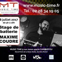 Stage batterie MAXIME COUDRE